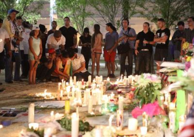 Pulse Nightclub: Mass Shooting Tests Teen's Courage